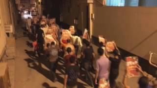 تظاهرة في بلدة سار تندد بقانون الأحوال الشخصية 18/7/2017 Bahrain