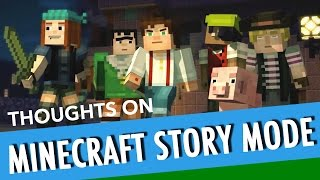 Thoughts On Minecraft Story Mode | Game/Show | PBS