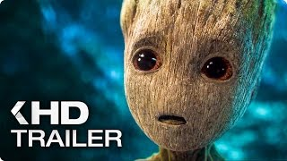 GUARDIANS OF THE GALAXY VOL 2 Trailer 2 2017