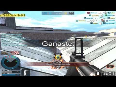 Gameplay con UMP y TDI-Vector (op7) GuitarGuille (Español Latino) LV. 29