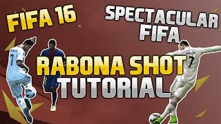 A tutorial on how to score with the rabona shot in FIFA 16!▼Click here for additional information! :-)• Spectacular FIFAIn this video-series, we provide you with tutorials and tipps, how you can turn up your FIFA 16 gameplay with some awesome skills and moves. There will be more FIFA 16 tutorials soon. The rabona shot tutorial is just the beginning!Other FIFA 16 tutorial videos:Passing with Purpose Tutorial: https://www.youtube.com/watch?v=fqzOn8eZ5eIFUT Draft Guide: https://www.youtube.com/watch?v=rfiCuPbNI8kWe were invited to EA in Cologne and were already able to play the full version of FIFA 16 and also capture some FIFA 16 videos.The retail version of FIFA 16 will be release on 24th of September.• Pre-order FIFA 16 and support bPartGaming for free!http://goo.gl/qKCpM1Thanks!• Social MediaFacebook: http://bit.ly/bPG-FacebookTwitter: http://bit.ly/bPG-TwitterGoogle+: http://bit.ly/bPG-Googleplus