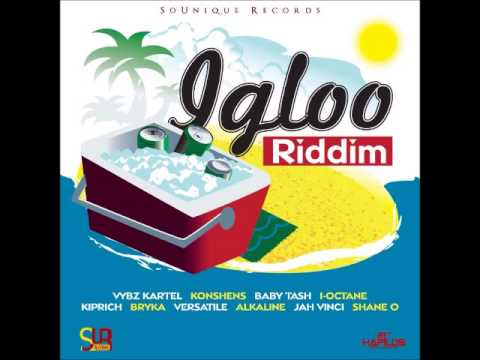 Igloo Riddim mix [FEB 2014]  (So Unique Records) mix by Djeasy