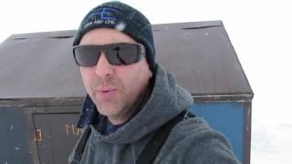 Lake Simcoe ICEFISHING Ice Report JAN.,28~29, 2017 Port Bolster.