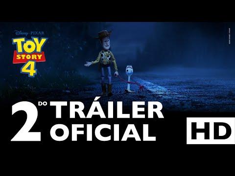 Toy Story 4, de Disney•Pixar – Tráiler oficial #2 (Subtitulado)
