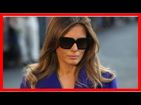 Here's What Melania Trump's New Hire Will Be Doing In The White House By Channel News Of The Day
