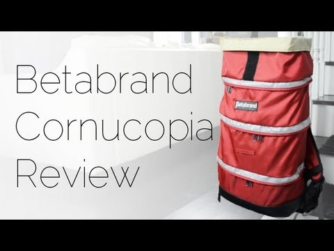 betabrand - The Betabrand Cornucopia Bag is a great solution to a