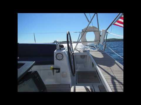Beneteau Oceanis 41video