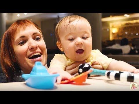 Бьянка плавает в бассейне - Премьера видео для детей! (видео)