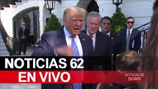 Golpe bajo a Donal Trump – Noticias 62 - Thumbnail