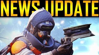 Video Destiny 2 - NEW SLOT! GUN MODS! NEW SWORDS! MP3, 3GP, MP4, WEBM, AVI, FLV Mei 2017