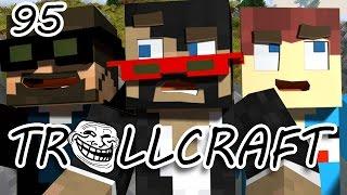 Minecraft: TrollCraft Ep. 95 - CHALLENGING SSUNDEE AND CRAINER