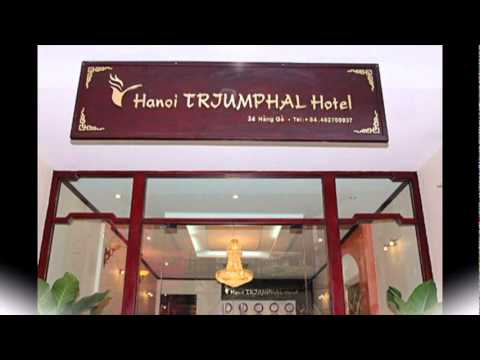 Video Hanoi Triumphal Hostelsta