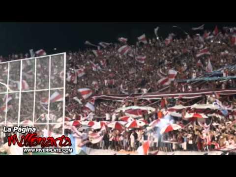 Superclásico en Mendoza 2012 - River, mi buen amigo - Los Borrachos del Tablón - River Plate