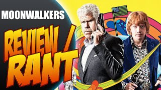 Moonwalkers  2015  Review Rant  Sucks