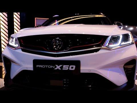 PROTON X50 Penang City Exclusive Preview