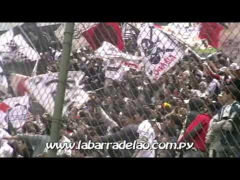 """LBO """"..Que voy hacer que voy hacer.."""" VS nacional - Clausura 2010 fecha 2 - La Barra del Olimpia - Olimpia"""