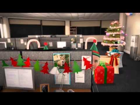 Edgson Christmas party (видео)