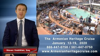 Armenian Heritage Cruise: Have a Perfect Vacation While Supporting Our Nation