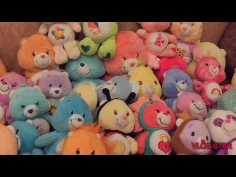 MY CARE BEARS COLLECTION I PART 1