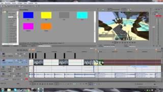 Video Minecraft PvP Montage tutorial [GERMAN] (Sony Vegas Pro13) download in MP3, 3GP, MP4, WEBM, AVI, FLV Juni 2017