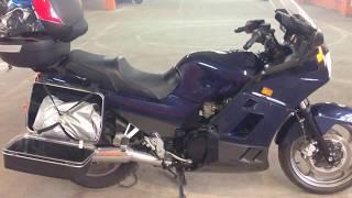 6. Kawasaki Concours zg1000 2006