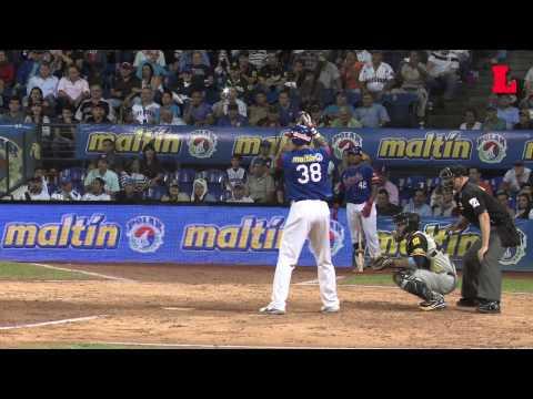 Alex Cabrera apunta al récord de Baudilio Díaz