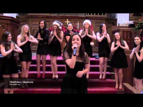 Tekst piosenki The Middlebury Mischords - Like A Prayer (Madonna cover) po polsku