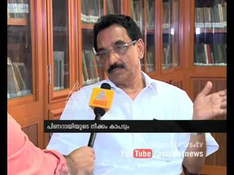 Minister K P Mohanan against JDU - LDF merger