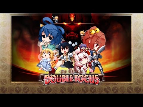 Touhou Double Focus — Introduction Trailer (PS4, PS Vita)