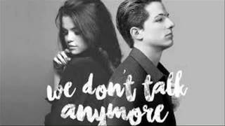Video We Don't Talk Anymore ( Tropical Remix ) - 1Hour Version download in MP3, 3GP, MP4, WEBM, AVI, FLV January 2017