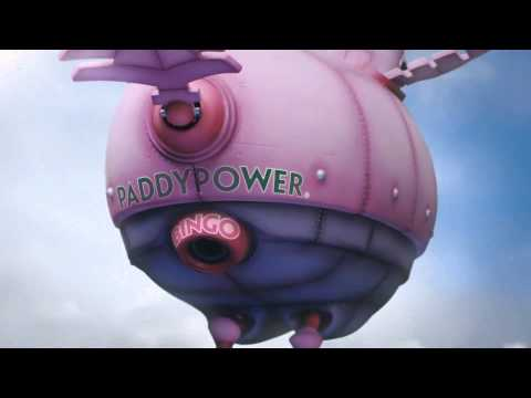 Paddy Power let fly incontinent 'lucky pigeon' video