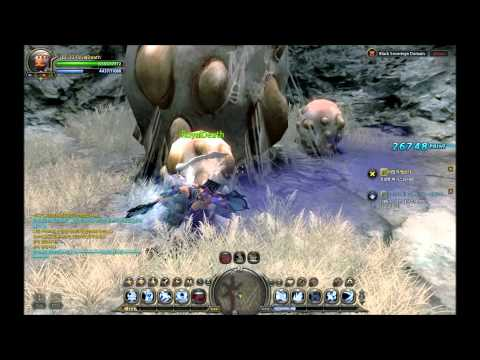 Dragon Nest level 32 Screamer Gameplay