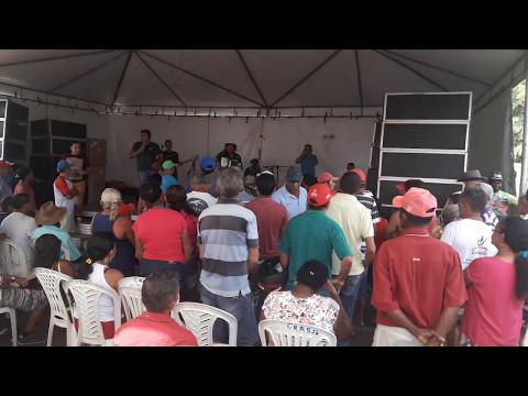 Festa em Homenagem ao Dia do Trabalhador em Trizidela do Vale