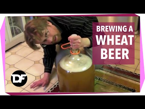 , title : 'Brewing a Wheat Beer Kit'