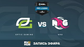 OpTic Gaming vs NRG - ESL Pro League S6 NA - de_train [ceh9, MintGod]