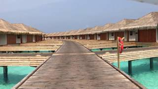 Kudafushi Resort & Spa - Water Villas