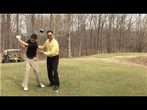 Golf Tips : Golf Tips on Driving Distance