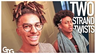 2 strand twist video coming out tonight at 6pm phoenix time!!Gunther Da GreatFOR THE OG'S: http://bit.ly/2nPtL7lSECOND CHANNEL: https://www.youtube.com/c/gunslockedmusic: itsmejamisonF O L L O W   M E !FACEBOOK: https://www.facebook.com/GuntherDaGreat/TWITTER: https://twitter.com/GuntherDaGreatINSTAGRAM: https://www.instagram.com/guntherdagreat/SNAPCHAT: gundolfinCONTACT ME: guntherdagreat@gmail.comOTHER CHANNELS                I               VEatmon Brothers: https://www.youtube.com/c/eatmonbrothersChandler Eatmon: https://www.youtube.com/user/YCTHEofficialDonateDaily: https://www.youtube.com/channel/UCa25IPHwHFEKRlHaUKRqfhgEQUIPMENT:Camera: Canon Rebel T6iMicrophone: Rode VideoMicro Compact On-Camera MicrophoneEditing Software: Adobe SystemsLens: 18-55mm Canon, 8mm Rokinon, 50mm Canon