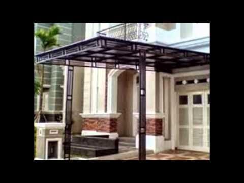 Minimalist House Design Canopy 2014