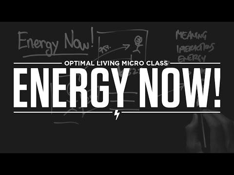 Energy Now!