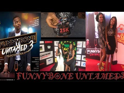 FUNNYBONE UNTAMED3|HIGHLIGHTS