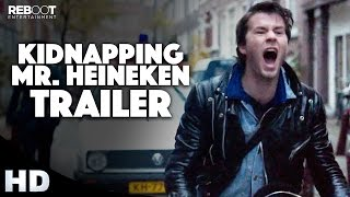'Kidnapping Mr. Heineken' Official Trailer #1 (2015) Sam Worthington, Anthony Hopkins Movie HD