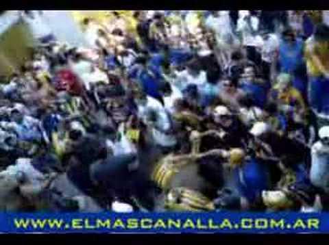 Video - ROSARIO CENTRAL HINCHADA LAKD LOS GUERREROS CENTRAL ROSARIO - Los Guerreros - Rosario Central - Argentina