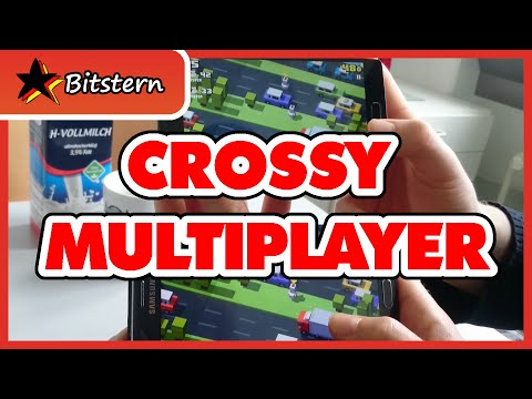 Crossy Road Multiplayer Mode Update! | Available For Android | Gameplay April 2016