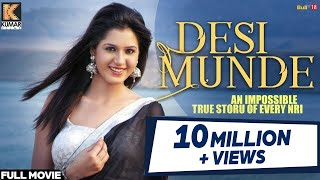 """Kumar Films Presents  Latest Punjabi Movie 2016 Desi MundeDesi Munde is an upcoming Punjabi movie Starring Bunty Grewal, Balkar Sidhu, Gurleen Chopra, Jividha Ashth and others! This film is directed by Inderjit Bansel and produced by VIP Films, USA and Purewal Films, India. The dialogues and script are done by B.B Verma.""""It is an untold story of true events of a group of college graduates that will touch every heart! Desi Munde with a good standard of education and unique talent are looking for a better life as they can foresee no future in India."""" STARRING : Balkar Sidhu, Harmeet Kaur, Bunty Grewal, Isha Rikhi, Raza Murad, Prikshat Sahni & Daljeet KaurMUSIC : Santosh Kataria, Kumaar Heera(UK), Dilkhush ThindBACKGROUND SCORE : Salil AmruteDAILOUGE & SCRIPT : BB VermaEDITOR : Omkar Bhakhri, Sandeep AroraEXECUTIVE PRODUCER : Karambir Cheema, Maninder Khatkhar, Jas DhamiPRODUCED By : PS Purewal & Gurjeet Kaur HeerDOP & DIRECTOR : Inderjit BanselFor More Exclusive Movie & Videos Subscribe Our Channel http://goo.gl/ZLZbK8or Join us on Facebook : http://www.fb.com/KumarFilmsTwitter : http://twitter.com/kumarfilmsGoogle+ : http://plus.google.com/+KumarfilmsDIGITAL PARTNER: BULL18 [ https://www.fb.com/bull18 ]#LatestPunjabiMovies2016  #NewPunjabiMovies2016  #PunjabiMovies  #WatchPunjabiMovies"""