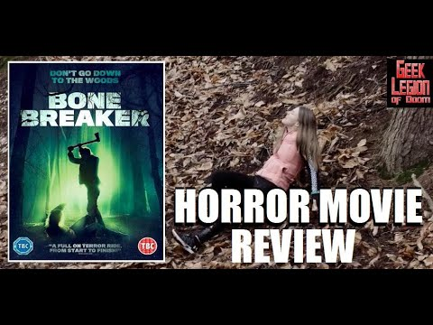 BONE BREAKER ( 2020 Lucy Aarden ) Slasher Movie Review