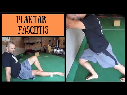 4 Ways To Improve Plantar Fasciitis