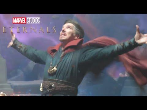 Eternals Doctor Strange Trailer Breakdown and Marvel Phase 4 Easter Eggs