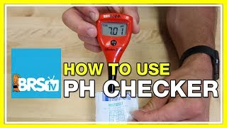 pH Calibration and Testing Made Easy with the Hanna pH Checker Plus – BRStv How-To