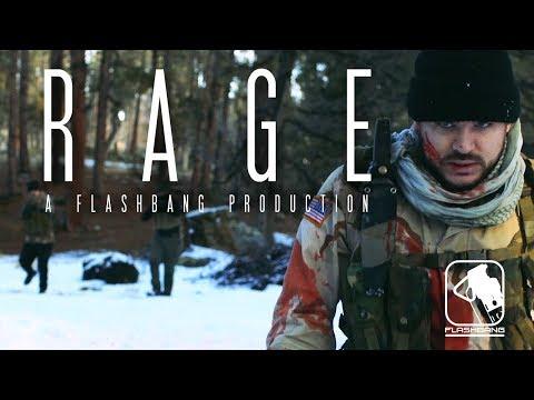 RAGE - Action Short Film